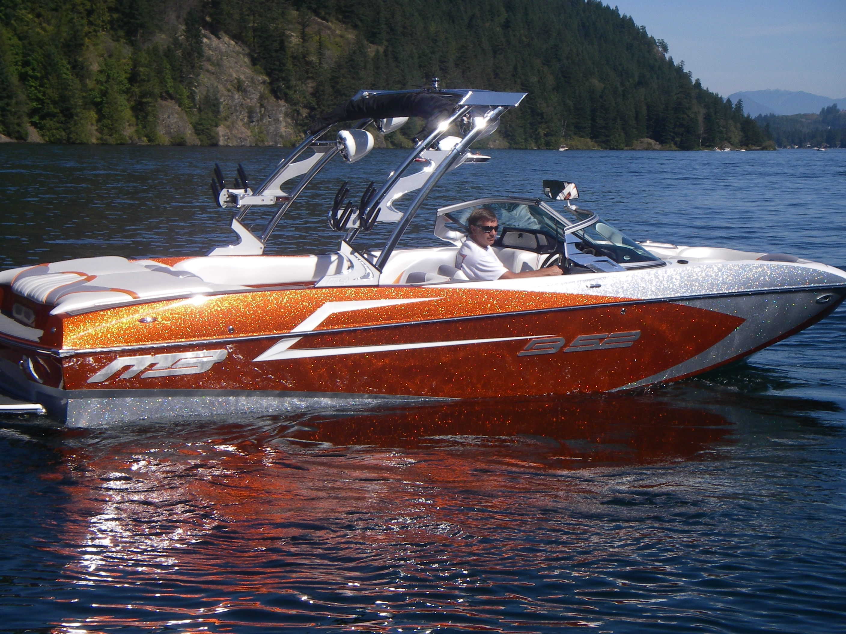 2015 Mb Sports B52 23ft Enzos Inboards Nautique